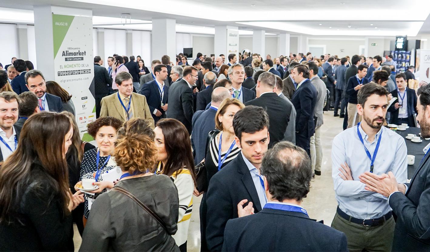 Imagen Highlights VIII Encuentro Alimarket Gran Consumo