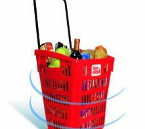 Aravén amplía la línea de cestas de compra Shop & Roll