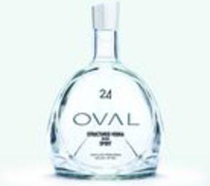 Hisumer trae a España los vodkas estructurados Oval