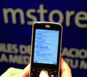 Telefónica entra en el negocio de las aplicaciones virtuales con mstore