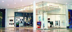 Las ventas de Bang & Olufsen España caen en el primer trimestre