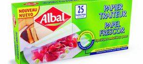 Albal lanza un papel para embutidos y quesos similar al profesional