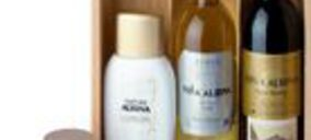 Bodegas Riojanas lanza una línea de cosmética natural