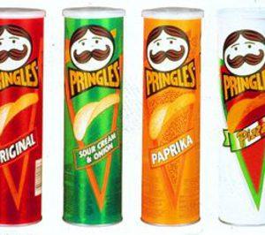 El dueño de Pringles es el primer anunciante mundial