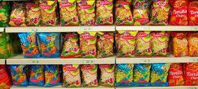 Lineal de Snacks: Pepsico y la MDD perfilan un lineal bicolor