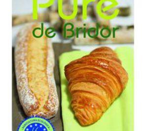 Bridor presenta su gama de pan y bollería ecológica