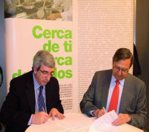 FIAB y FEHR firman un acuerdo para potenciar los productos españoles