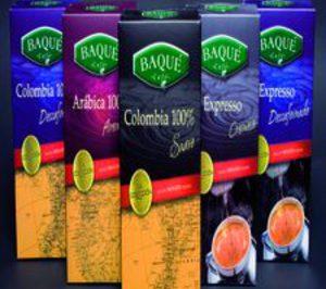 Cafés Baqué presenta un packaging más sostenible