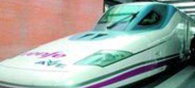 Aviones y trenes cayeron por encima de la media del transporte interurbano en 2009
