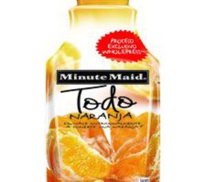 Coca-Cola amplía la gama Minute Maid