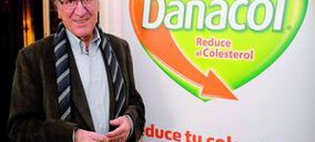 Danone redirige Danacol hacia el target senior