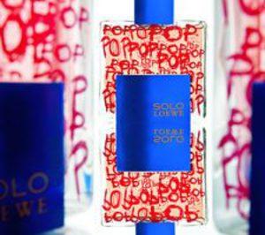 Loewe lanza una nueva fragancia para hombre: Solo Pop