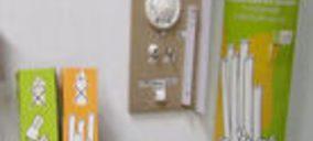 Ambilamp instala contenedores en los centros Bricomart