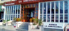 Abrasador inaugura dos córner-franquicias en establecimientos La Amstelería