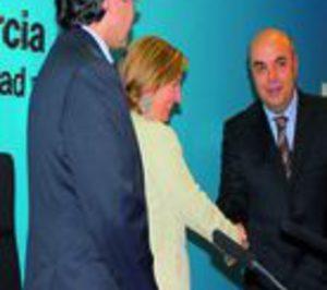 José Antonio Alarcón, nuevo gerente del Servicio Murciano de Salud