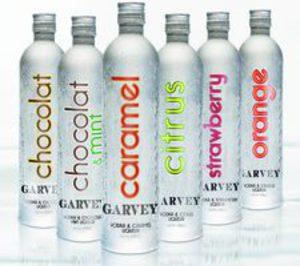 Garvey crece con los licores de vodka