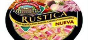 Casa Tarradellas refuerza su liderazgo en el mercado de pizzas