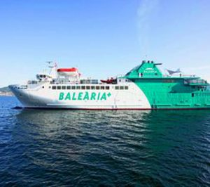 Baleària lanza un servicio directo entre Formentera y Mallorca