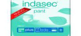 Laboratorios Indas amplía su gama de absorbentes con Indasec Pant
