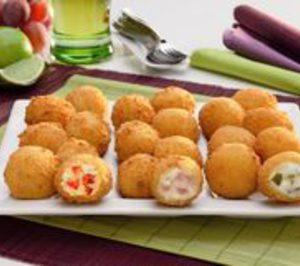 Eurofrits presenta una caja surtida snacks