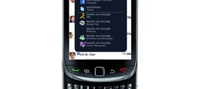 Movistar incorporará la BlackBerry Torch 9800