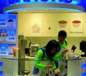 Imaginarium inicia la oferta de yogurterías en sus tiendas