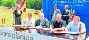 Sol Meliá y HG entrarán en Serbia con seis hoteles en el complejo Stara Planina