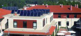 Geriatros adapta su red a las energías renovables