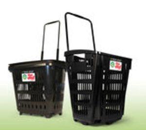 Araven lanza la cesta Shop & Roll respetuosa con el medioambiente