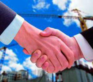 Las constructoras recurren a las alianzas