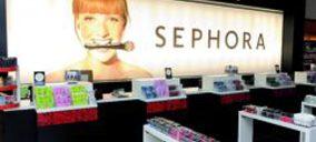 Sephora roza los 100 establecimientos en nuestro país