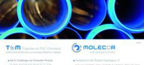 Molecor presenta catálogo para profesionales
