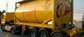 Contank crece un 18% en 2010 y aumenta su flota de contenedores