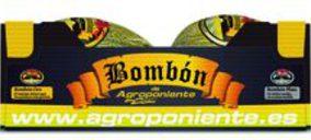 Agroponiente extiende su enseña Bombón a su melón Galia