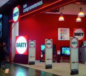 Darty anuncia el cierre de seis tiendas y el despido de 117 trabajadores