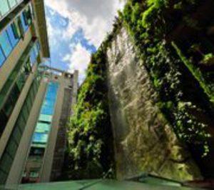 El Mercure Santo Domingo inaugura su jardín colgante