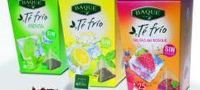 Baqué presenta sus nuevas infusiones especiales para el verano