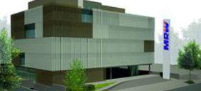 MRW inicia las obras de su nueva sede