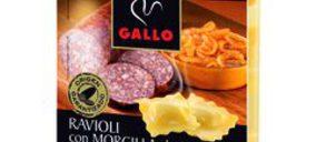 Pastas Gallo lanza Ravioli con morcilla de burgos y cebolla confitada
