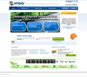 Shiply traslada el modelo de subastas al sector transporte