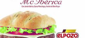 ElPozo + McDonald's = McIbérica