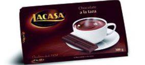 Lacasa, nuevo chocolate a la taza