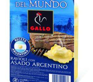 Gallo presenta la gama de pasta y salsas 'Sabores del Mundo'
