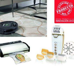 Rowenta, Roomba y Foodsaver, productos del año