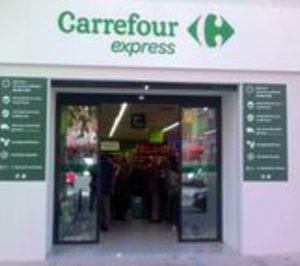 Carrefour extiende su enseña Express a La Rioja
