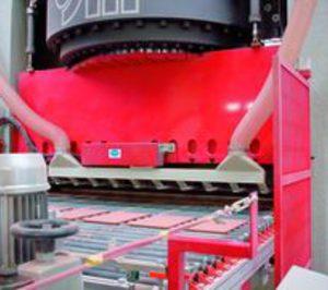 La maquinaria cerámica elevó sus ventas un 15% en 2011