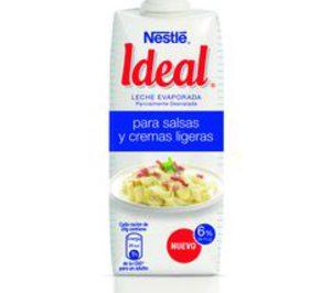 alternativa a la leche evaporada