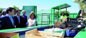 Saica Natur incrementa la capacidad de reciclaje de Mercamadrid
