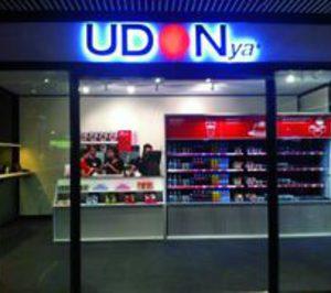 Udon amplía su oferta de take away y estrenará su primer local fuera de Cataluña y la Comunidad de Madrid