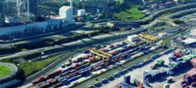 La red ferroviaria del puerto seco de Pancorbo sale a concurso